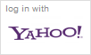 Sign with Yahoo!