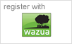 Register with Wazua